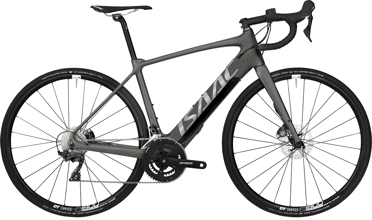BIKE PROTON HYBRID LIGHTENING GREY | ULT R8050 Di