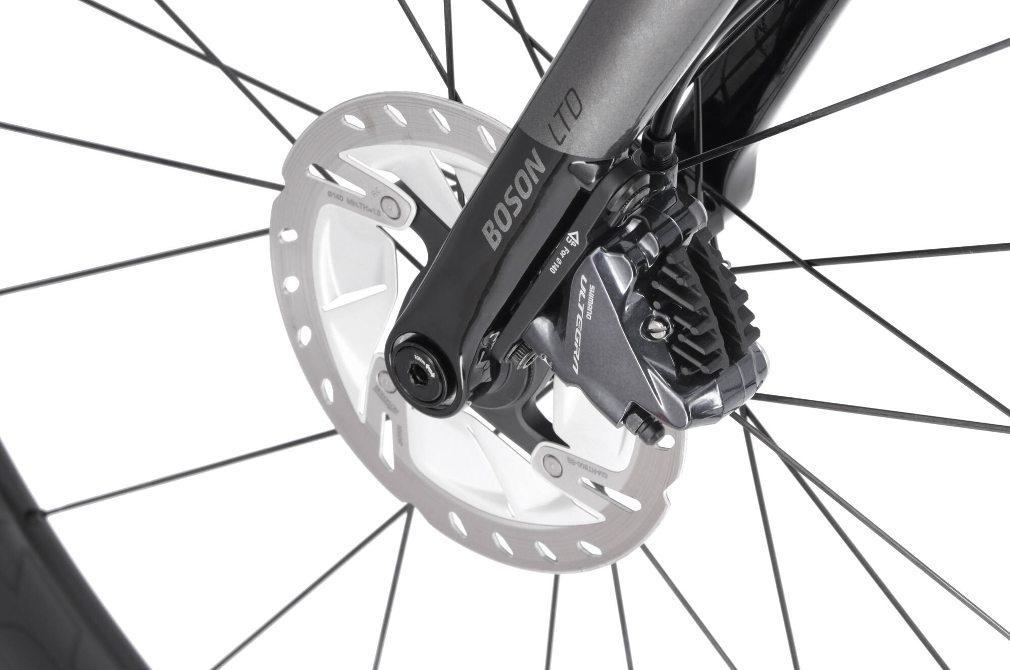 FIETS BOSON DISC LTD | SRAM FORCE ETAP AXS