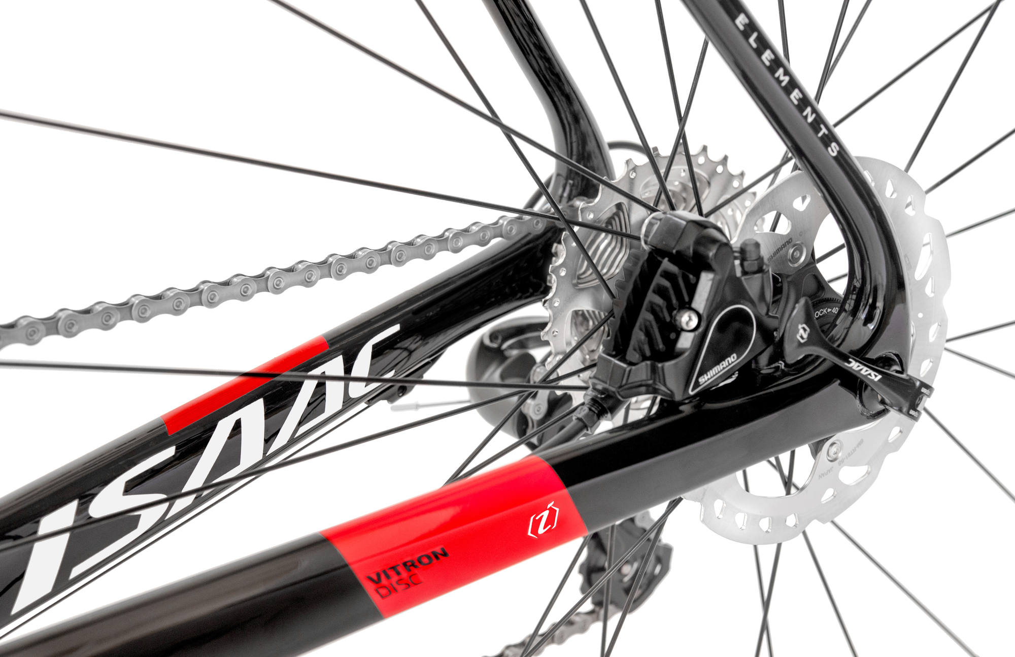 FIETS VITRON DISC | SRAM FORCE