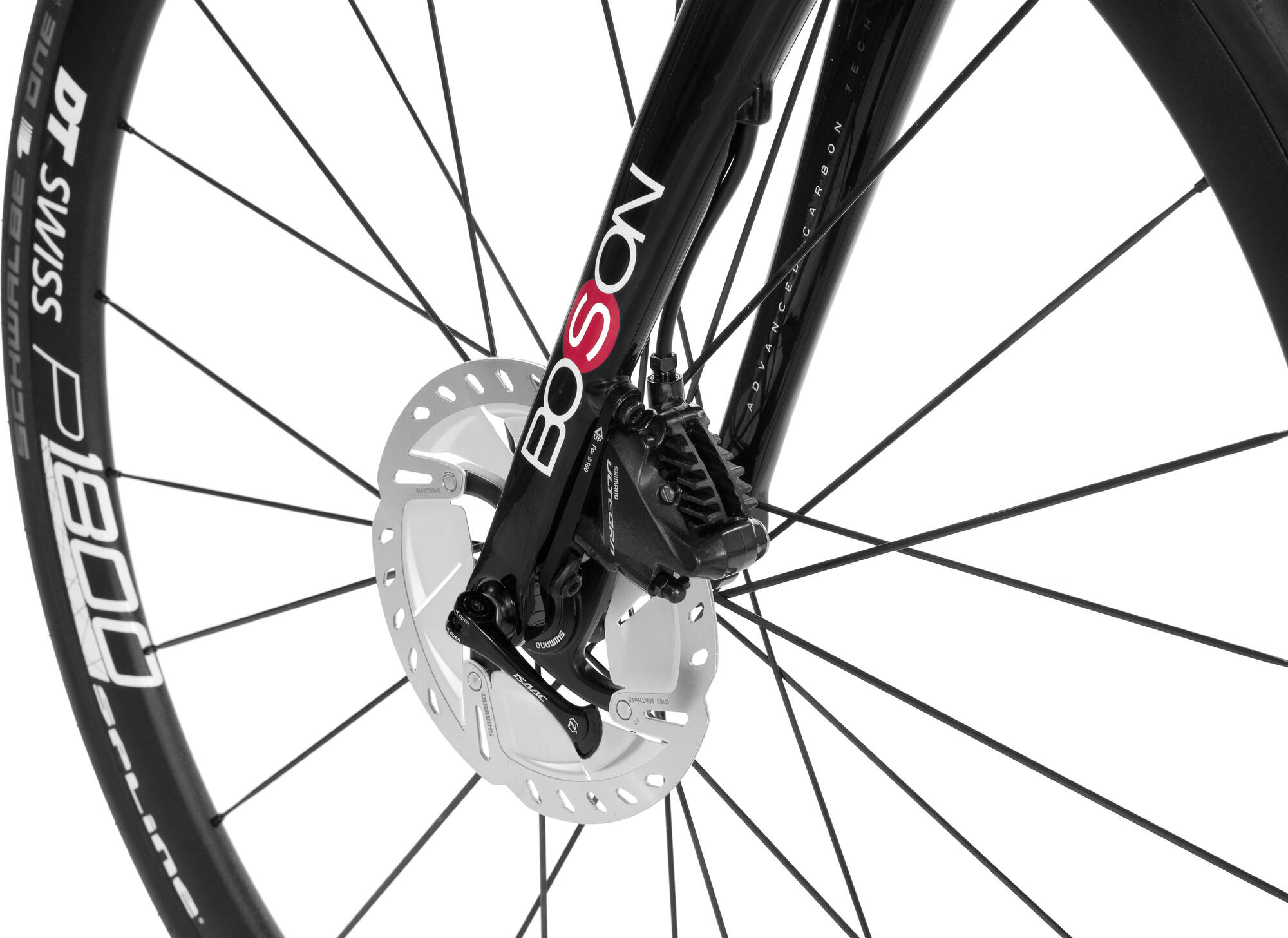 BIKE BOSON DISC | SRAM RIVAL