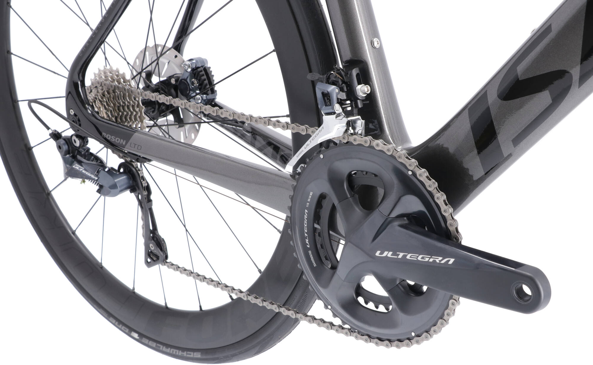 BIKE BOSON DISC LTD | SRAM FORCE